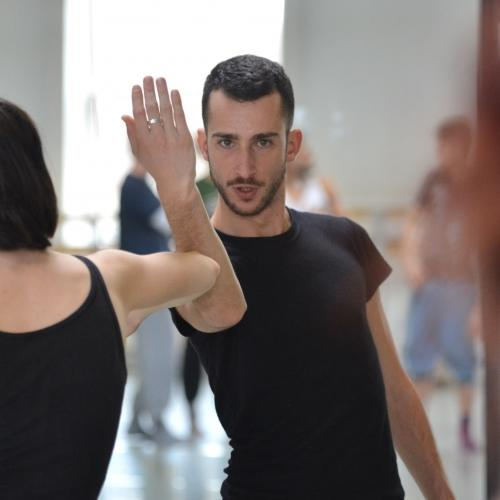 Alumnus Carlos Pons Guerra creates work with Rambert