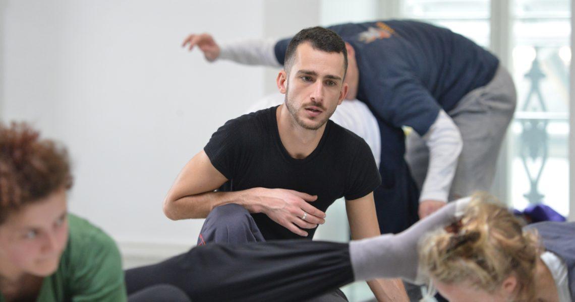 Emerging Alumnus Choreographer Secures Arts Council Funding