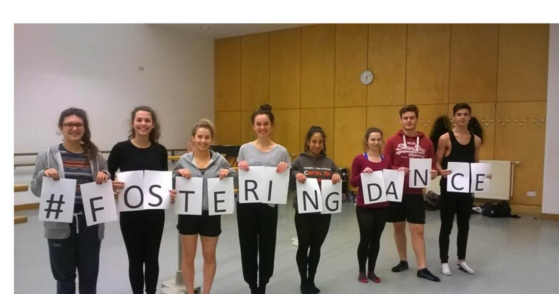 NSCD staff run Leeds Abbey Dash in aid of Fostering Dance