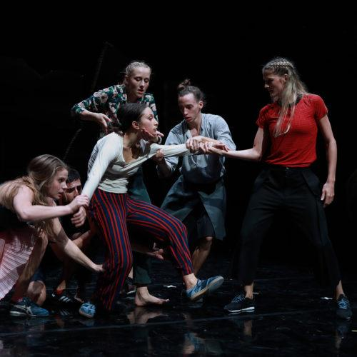 MA Contemporary Dance Performance (PPS)
