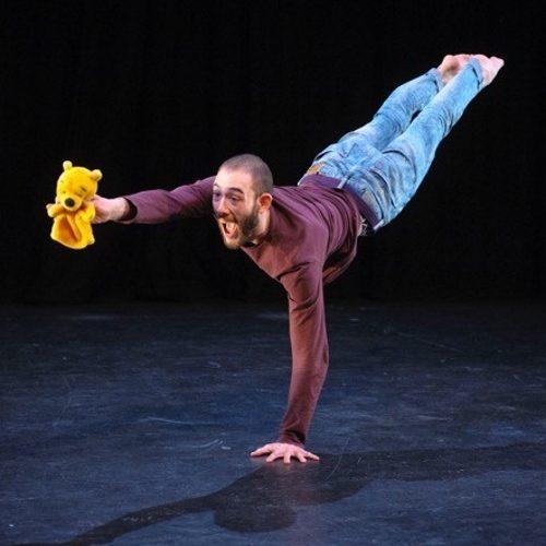 MA Contemporary Dance Performance (PAS)