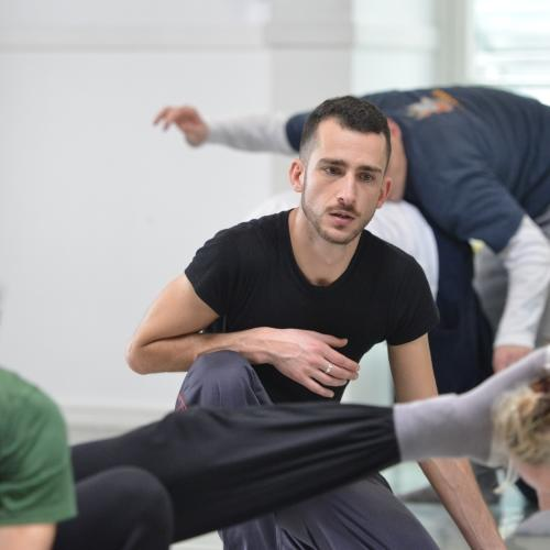 Emerging Alumnus Choreographer Secures Arts Council Funding