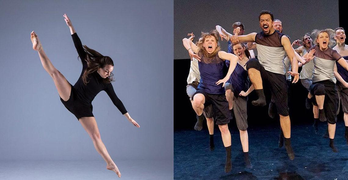 NSCD Graduates awarded The Marie McCluskey 'Dance Makers' Fund