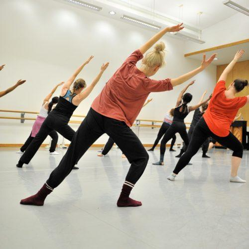 NSCD ADULT EASTER MASTERCLASS