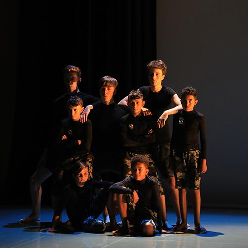 KICK OFF BOYS YOUTH DANCE PROJECT