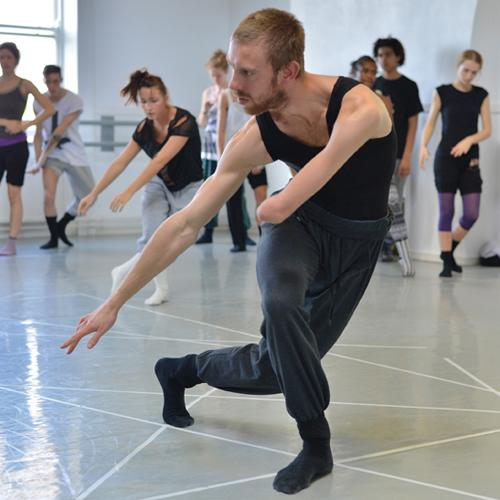 NSCD announces postgraduate apprenticeship with Candoco Dance Company