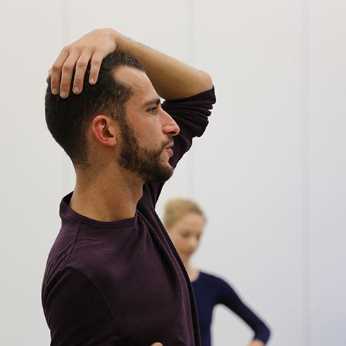 NSCD Alumnus Carlos Pons Guerra creates new work for Ballet Hispanico, New York