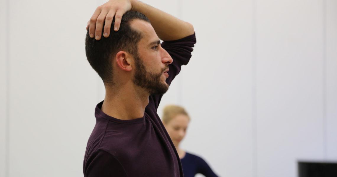 Nscd Alumnus Carlos Pons Guerra Creates New Work For Ballet
