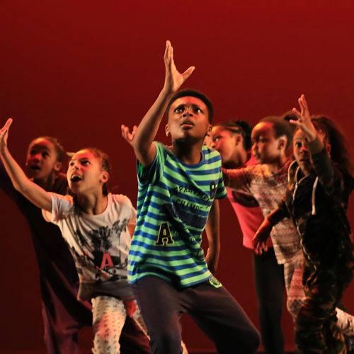 NSCD | Community Dance Platform