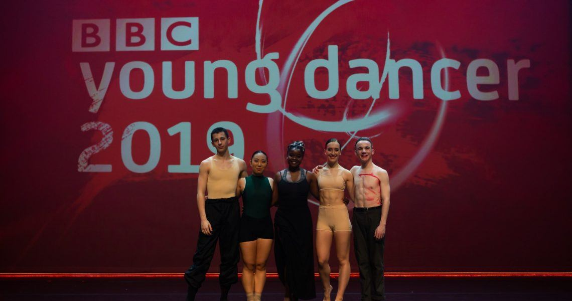 Students announced as category finalists for BBC Young Dancer 2019
