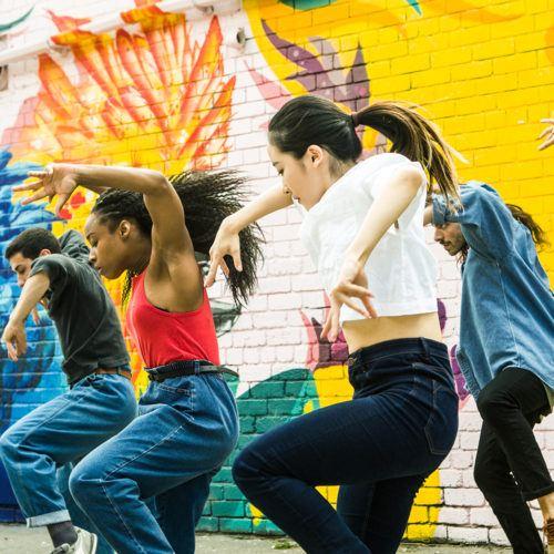 CertHE Contemporary Urban Dance