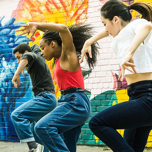 NSCD launches new Contemporary Urban Dance course