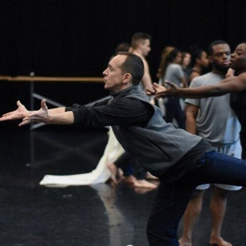 Alumnus Dante Puleio appointed Artistic Director of Limón Dance Company
