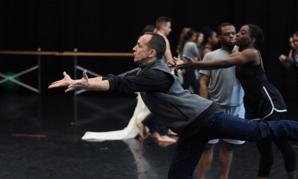 Alumnus Dante Puleio appointed Artistic Director of Limón Dance Company