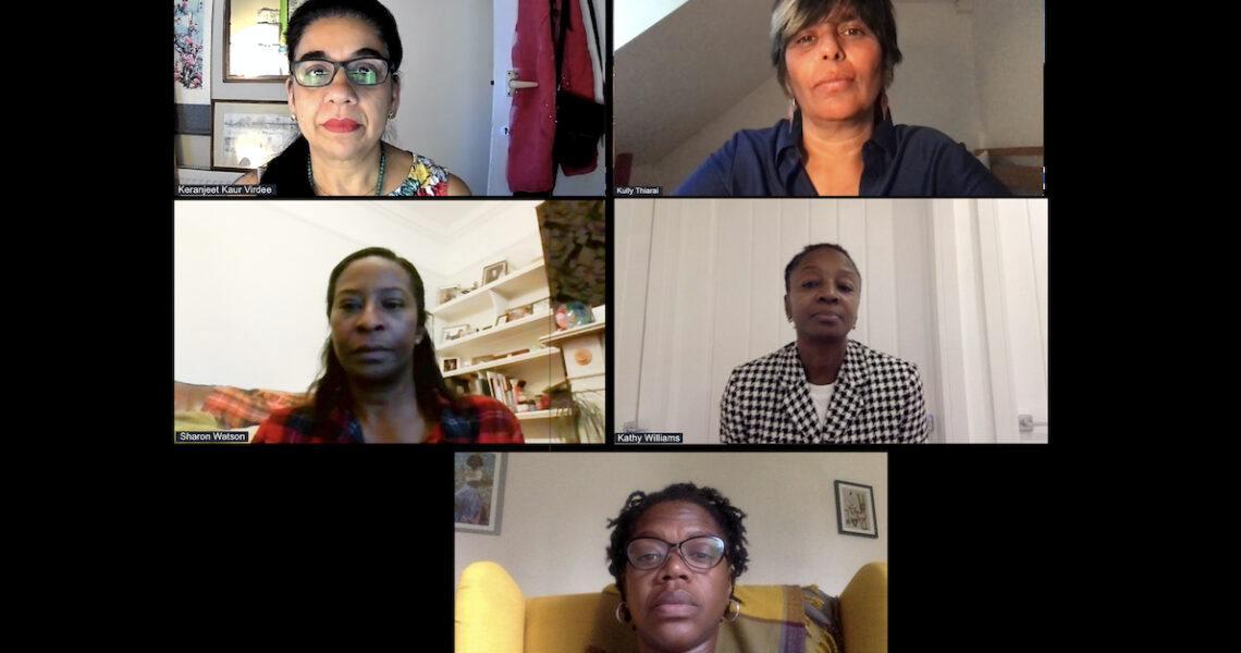 Message of solidarity – Leeds' Black & Brown female cultural leaders